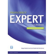 Expert Proficiency Coursebook with Audio CD