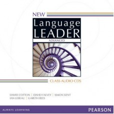 New Language Leader Advanced Class Audio CD