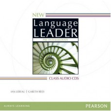 New Language Leader Pre-Intermediate Class Audio CD