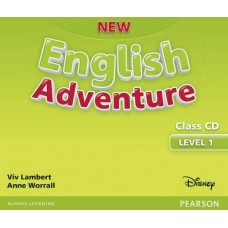 New English Adventure 1 Class CD