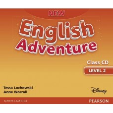 New English Adventure 2 Class CD