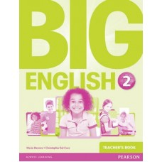 Big English 2 Teacher's Book