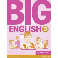 Big English 3 Teacher's Book