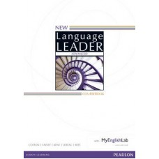New Language Leader Advanced Coursebook + MyEnglishLab