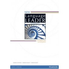 New Language Leader Intermediate Coursebook + MyEnglishLab