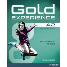 Gold Experience A2 Student's Book + DVD-ROM Pack