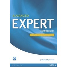 Expert Advanced Coursebook with CD Pack