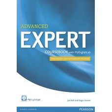 Expert Advanced Coursebook with Audio CD and MyEnglishLab