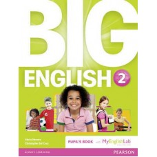 Big English 2 Pupil's Book + MyEnlishLab