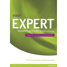 Expert First Student's Resource Book without Key