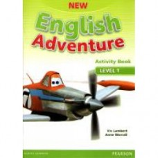 New English Adventure 1 Activity Book + Song CD