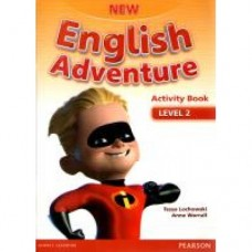 New English Adventure 2 Activity Book + Song CD