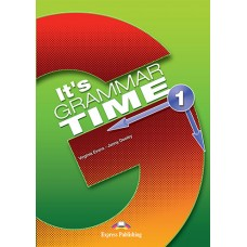 It's Grammar Time 1 Student's Book with Digibook