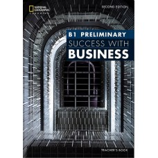 Success with Business (2nd) Preliminary Teacher's Book
