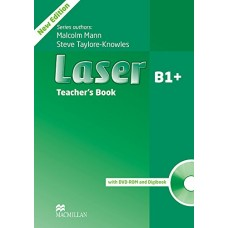 Laser (3rd) B1+ Teacher's Book + DVD-ROM + Digi-book Pack