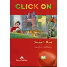 Click On 1 Student's Book + Audio CD