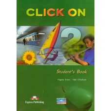 Click On 2 Student's Book + Audio CD
