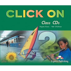 Click On 2 Class Audio CDs