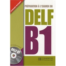 DELF B1 + CD audio