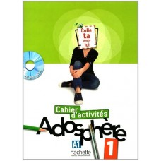 Adosphere 1 Cahier d'activites + CD-ROM