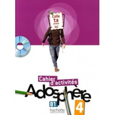 Adosphere 4 Cahier d'activites + CD-ROM