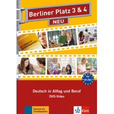 Berliner Platz Neu 3-4 DVD Video
