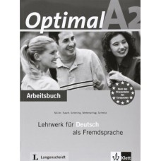 Optimal A2 Arbeitsbuch mit Audio-CD