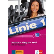 Linie 1 B1 DVD-Video mit Videotrainer