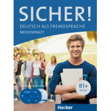 Sicher! B1+ Medienpaket (2 Audio CD + DVD)
