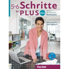 Schritte Plus Neu 5+6 Medienpaket (5 Audio CDs + 1 DVD)