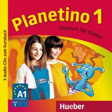 Planetino 1 Audio CDs