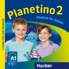 Planetino 2 Audio CDs