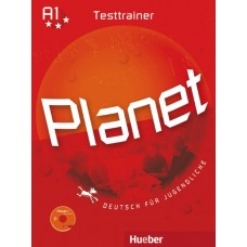 Planet 1 Testtrainer + Audio CD