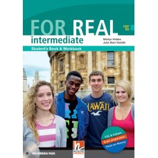 For Real Intermediate Student's Pack (Student's Book & Workbook + LINKS + LINKS Audio CD)