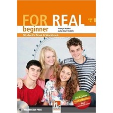For Real Beginner Student's Pack (Student's Book & Workbook + LINKS + LINKS Audio CD)