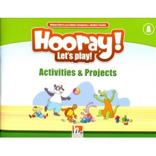 Hooray! Let's Play! A Activity Book