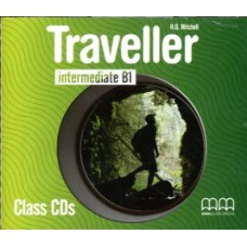Traveller Intermediate Class Audio CD