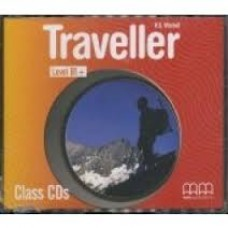 Traveller B1+ Class Audio CD