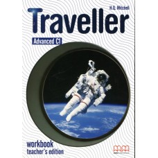 Traveller Advanced Workbook Teacher's Edition