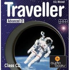 Traveller Advanced Class Audio CD