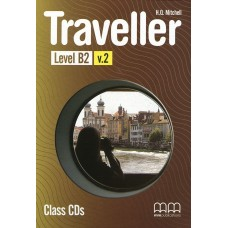Traveller B2 Class Audio CD