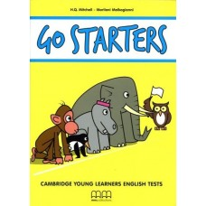 Go Starters Student's Book + Audio CDs