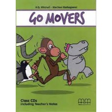 Go Movers Class Audio CD + Teacher's Notes