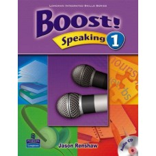 Boost 1 Speaking Student Book + Audio CD
