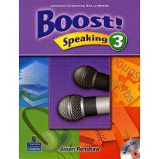 Boost 3 Speaking Student Book + Audio CD