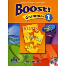 Boost 1 Grammar Student Book + Audio CD