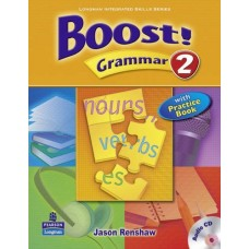 Boost 2 Grammar Student Book + Audio CD