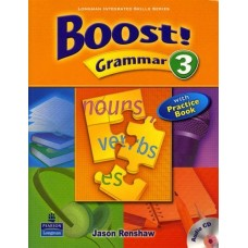 Boost 3 Grammar Student Book + Audio CD